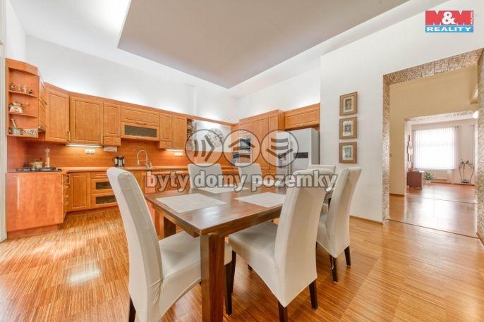 Prodej, Byt 5+1 a větší, 218 m², Praha, Slezská