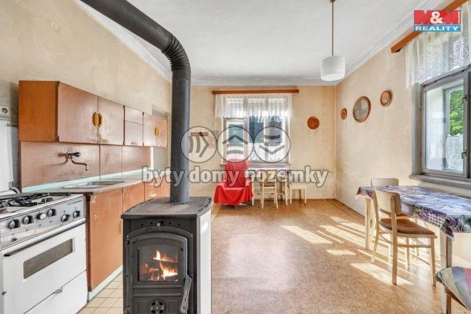 Prodej, Rodinný dům, 2190 m², Proruby