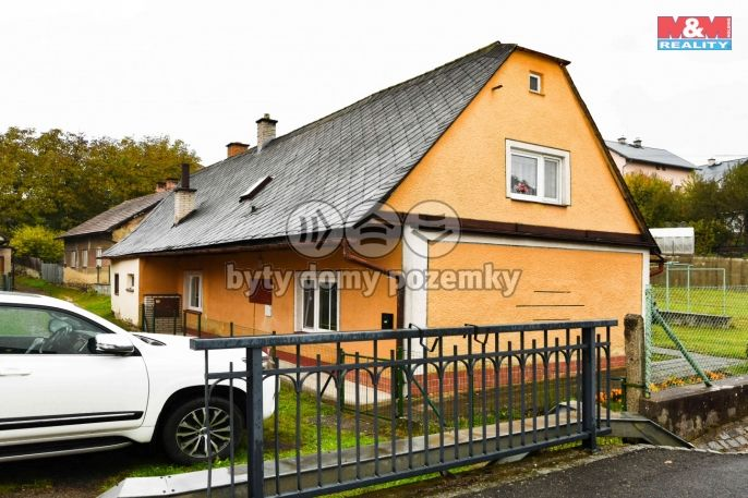 Prodej, Rodinný dům, 165 m², Bludov, K Zámečku