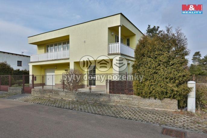 Prodej, rodinný dům 5+1 288 m², Praha - Dubeč