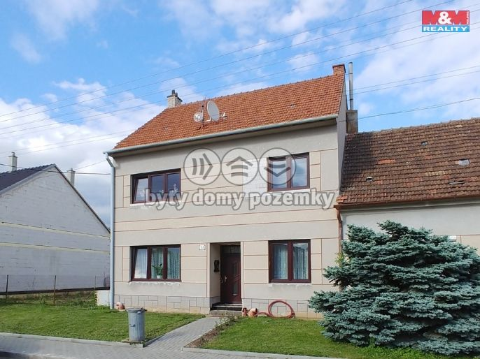 Prodej, Rodinný dům, 535 m², Malhostovice