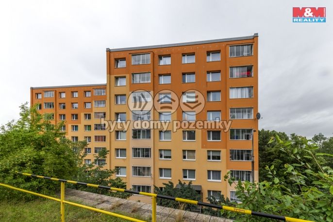 Prodej, Byt 3+1, 66 m², Jirkov, Krátká