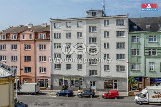 Prodej, Byt 2+1, 50 m², Děčín, Prokopa Holého