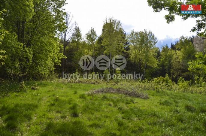 Prodej, Zahrada, 2831 m², Liberec, Nad Kyselkou