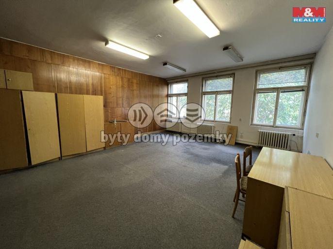 Pronájem, Kancelářský prostor, 48 m², Praha, Vršovická