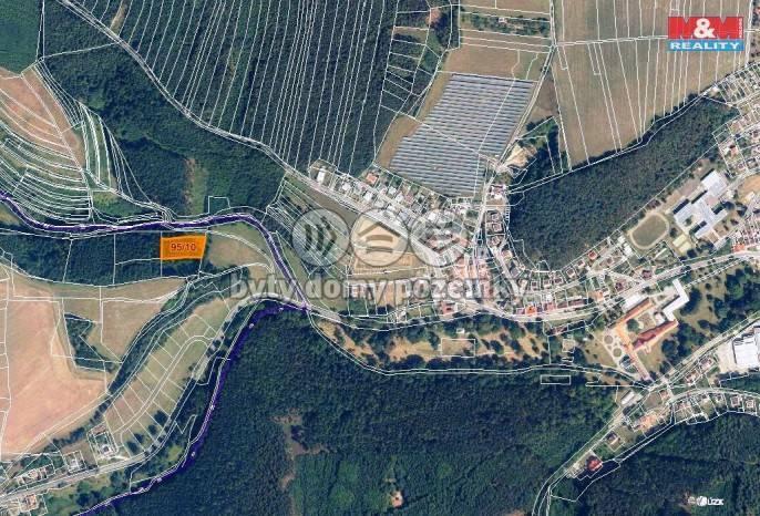 Prodej, Les, 2625 m², Malá Roudka