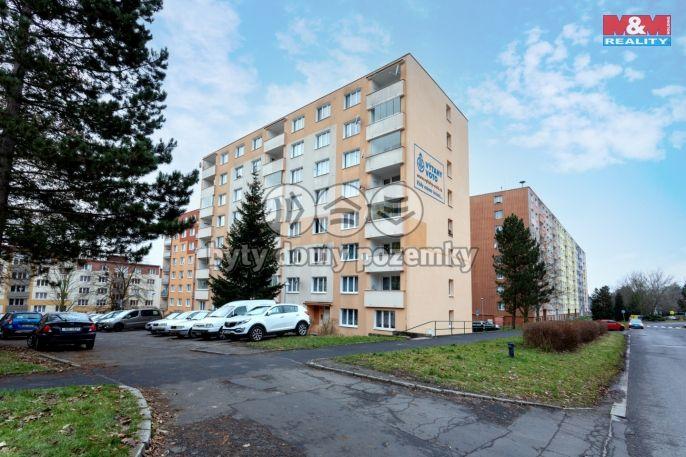 Prodej, Byt 2+1, 62 m², Sokolov, Švabinského