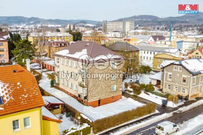 Prodej, Byt 4+1, 87 m², Nový Bor, Sklářská
