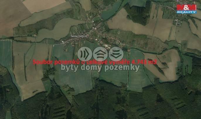 Prodej, Pole, 4743 m², Nedachlebice