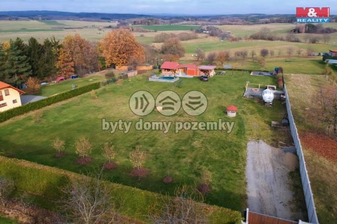 Prodej, Pozemek k bydlení, 4258 m², Lhenice