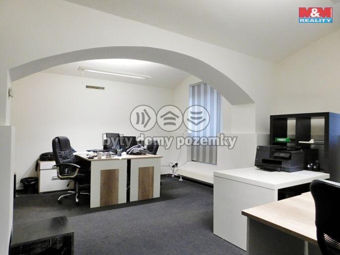Pronájem, Kancelářský prostor, 60 m², Praha, Na Zámecké