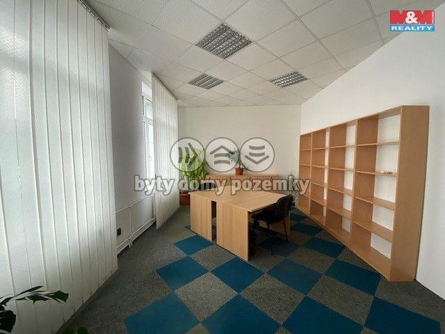 Pronájem, Kancelářský prostor, 24 m², Krnov
