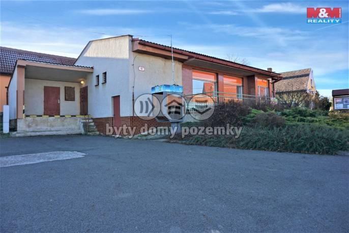 Prodej, Obchod a služby, 131 m², Buková