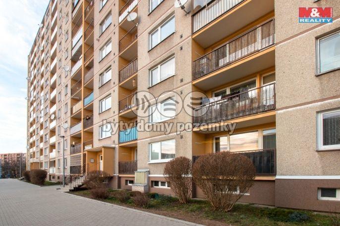 Prodej, Byt 2+kk, 39 m², Liberec, Dobiášova