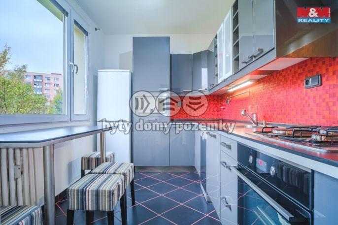 Prodej, Byt 3+1, 61 m², Chomutov, Holešická