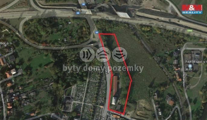Prodej, pozemek, 8401 m2, Příbor, ul. Ostravská