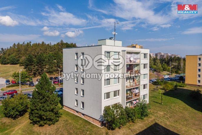 Prodej, Byt 2+1, 60 m², Příbram, Školní