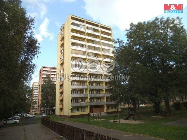 Pronájem, Byt 3+1, 74 m², Ostrava, Opavská