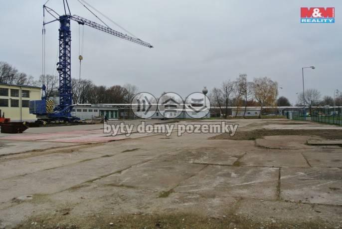 Pronájem, Provozní plocha, 4000 m², Pardubice