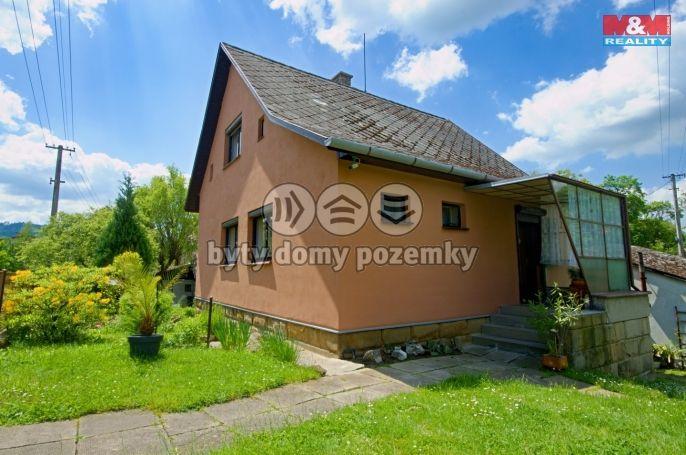 Prodej, Rodinný dům, 1155 m², Zašová
