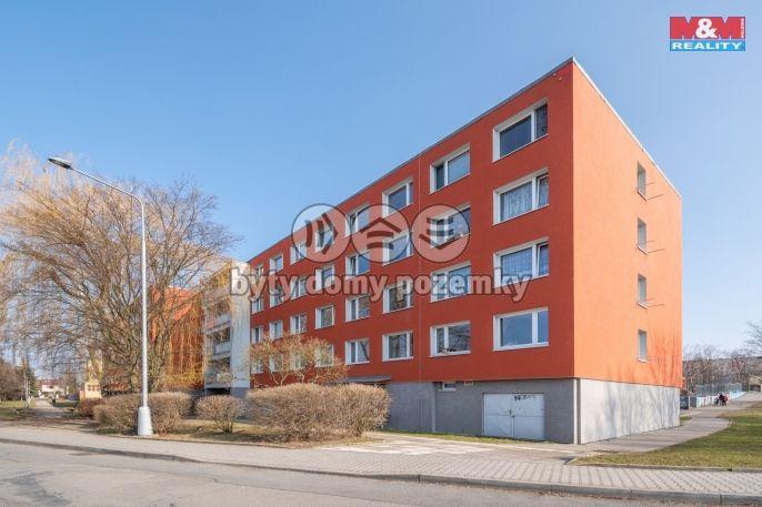 Prodej bytu 2+kk. Kladno, 42 m2, ul. U Hvězdy