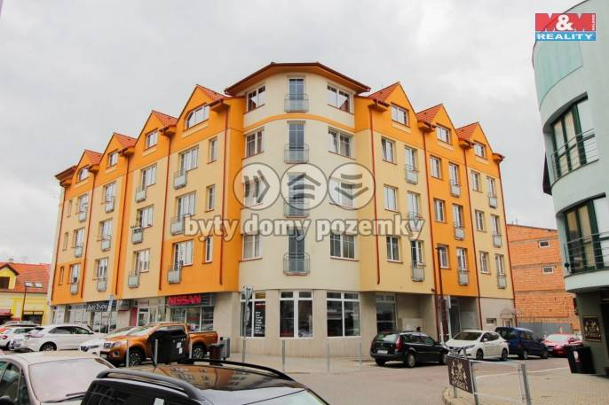 Pronájem, Byt 1+kk, 43 m², Kladno, O. Peška