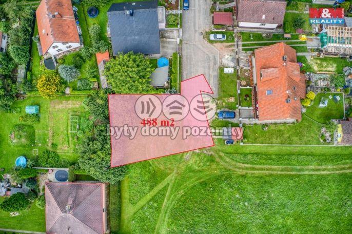 Prodej, Pozemek k bydlení, 488 m², Chotěšov, Nová