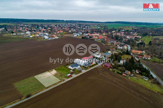 Prodej, Pozemek k bydlení, 1185 m², Kyšice