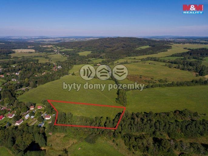 Prodej, Pozemek k bydlení, 5486 m², Nové Mitrovice