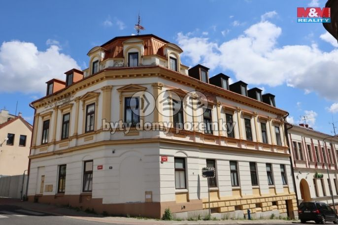 Pronájem, Byt 2+1, 73 m², Jablonec nad Nisou, Mlýnská