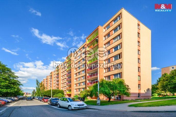 Prodej, Byt 2+kk, 44 m², Kladno, Ostravská