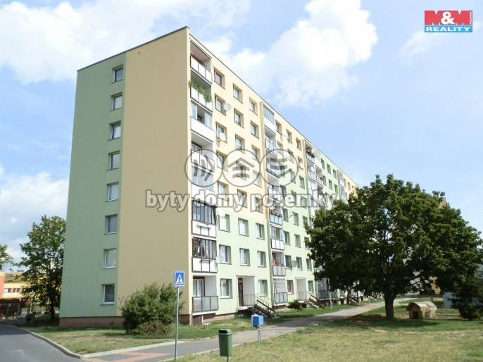 Prodej, Byt 3+1, 63 m², Chomutov, Jirkovská