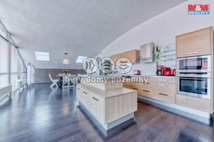 Prodej, Atypický byt, 170 m², Liberec, Hanychovská