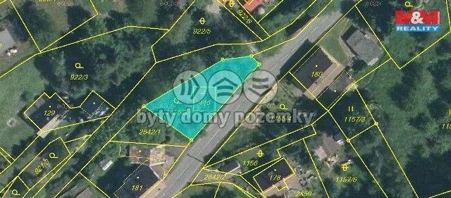 Prodej, Pozemek k bydlení, 454 m², Valkeřice