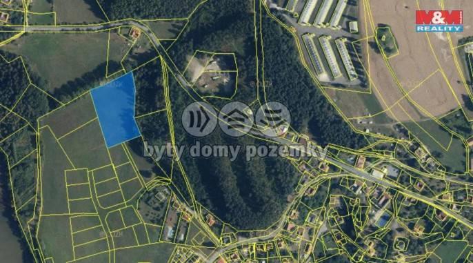 Prodej, Pozemek k bydlení, 7929 m², Budislav