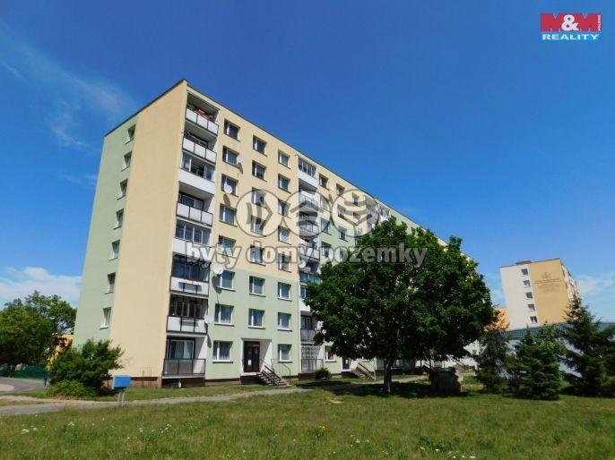Prodej, Byt 2+1, 60 m², Chomutov, Jirkovská