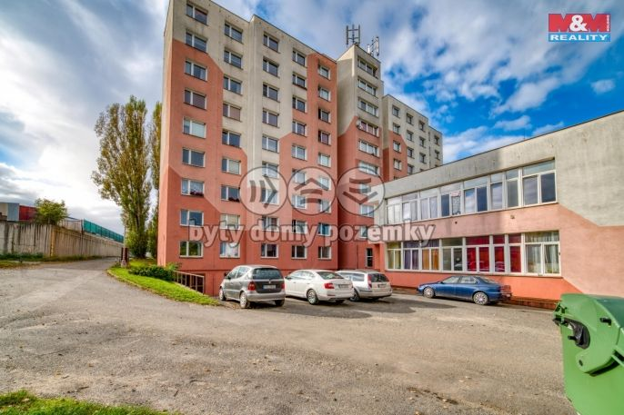 Prodej, Byt 1+kk, 22 m², Plzeň, Kreuzmannova