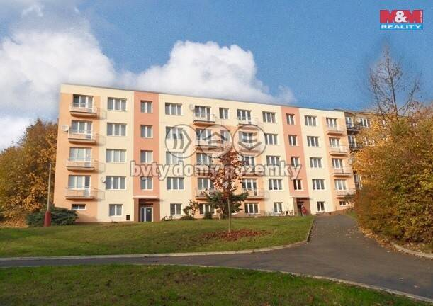 Pronájem, Byt 2+1, 53 m², Ústí nad Labem, SNP