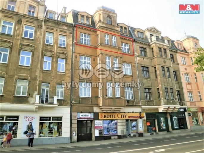 Byt 5+1 na prodej, Karlovy Vary