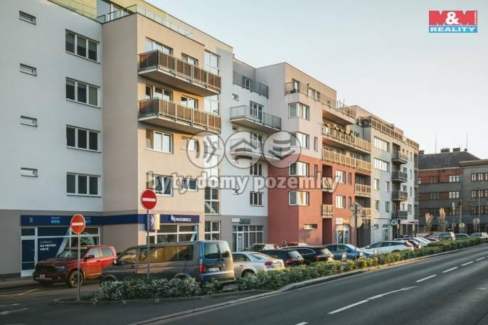 Pronájem, Byt 3+kk, 65 m², Pardubice, Pichlova