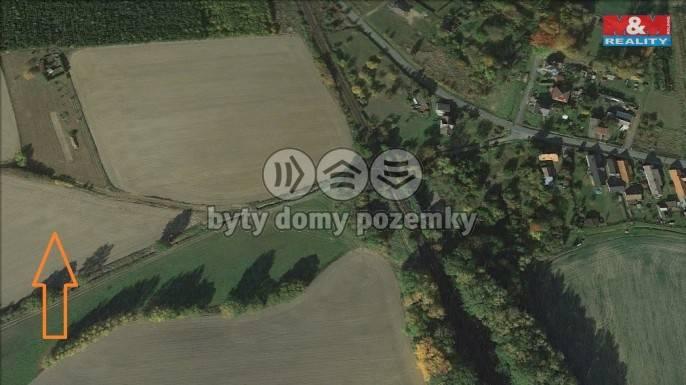 Prodej, Pole, 3331 m², Srby