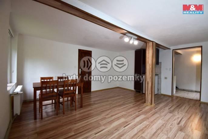Pronájem, Byt 1+1, 40 m², Skuhrov nad Bělou