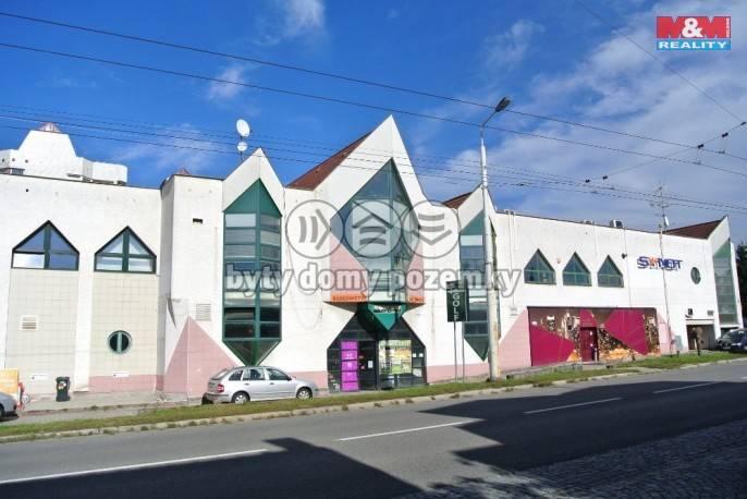 Pronájem, Kancelářský prostor, 350 m², Pardubice