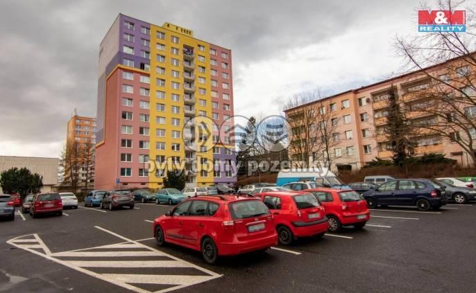 Pronájem, Byt 1+kk, 26 m², Ústí nad Labem, Rozcestí