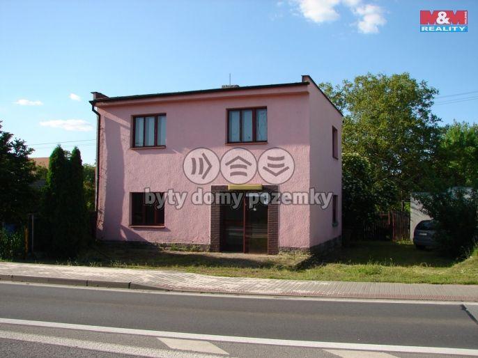 Prodej, rodinný dům, Ostřetín