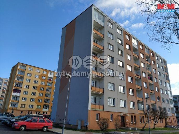 Pronájem, Byt 2+1, 52 m², Kadaň, Chomutovská