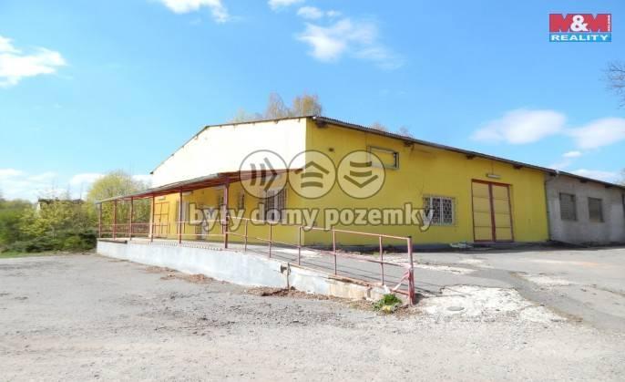 Pronájem, Sklad, 800 m², Česká Lípa
