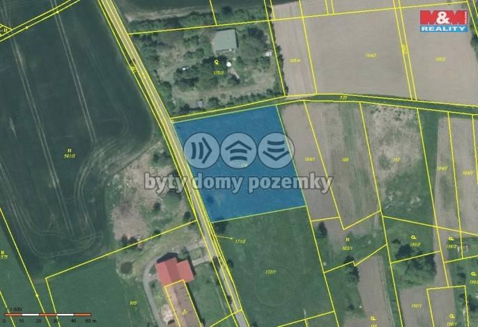 Prodej, Zahrada, 3572 m², Liběšice
