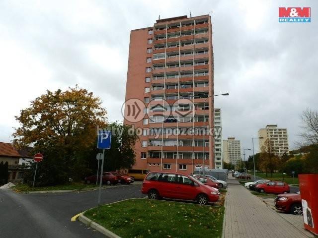 Prodej, Byt 1+kk, 21 m², Klášterec nad Ohří, Budovatelská