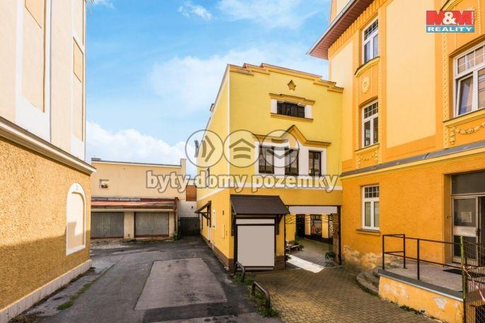 Prodej rodinného domu, 128 m², Mar. Lázně, ul.